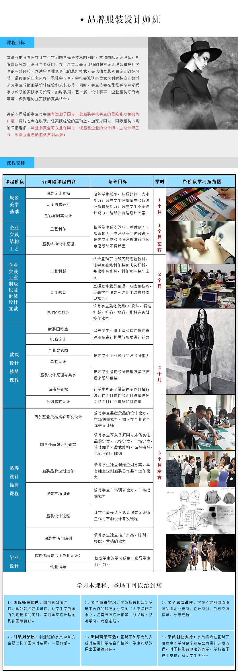 杭州服装打版培训学校哪个好
